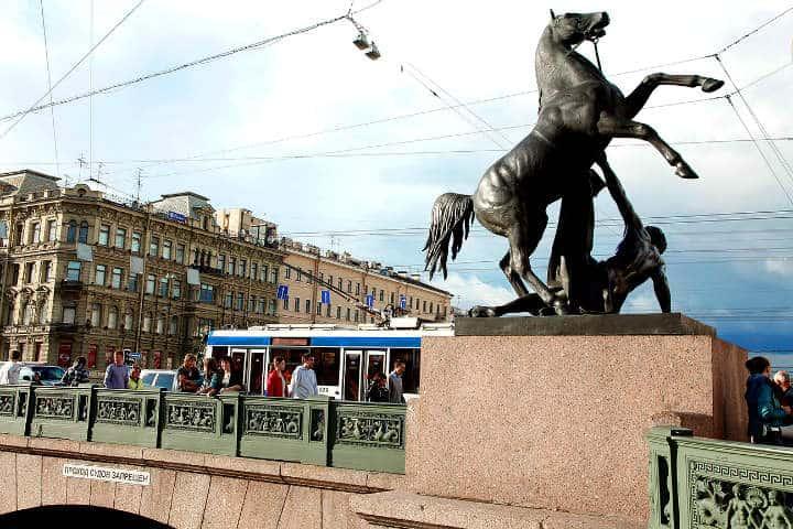 Rusia San Petersburgo Foto Carlos Gracián 3