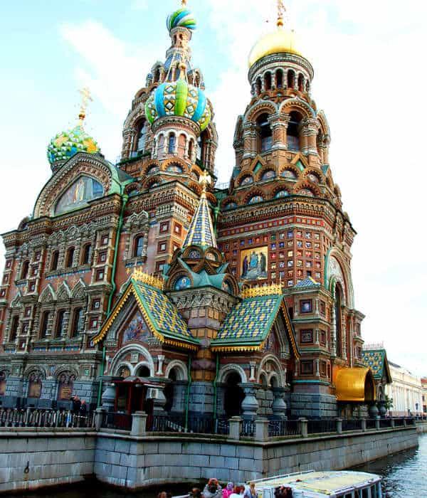 Rusia San Petersburgo Foto Carlos Gracián 4