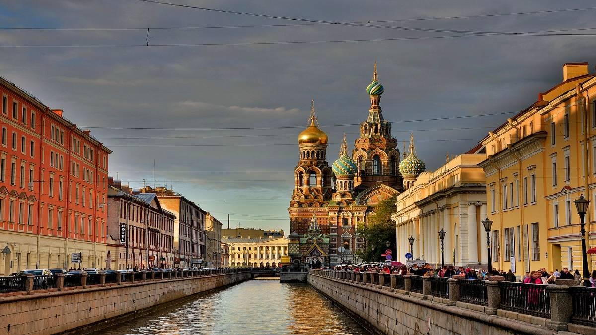 San Petersburgo. Foto: Georg11