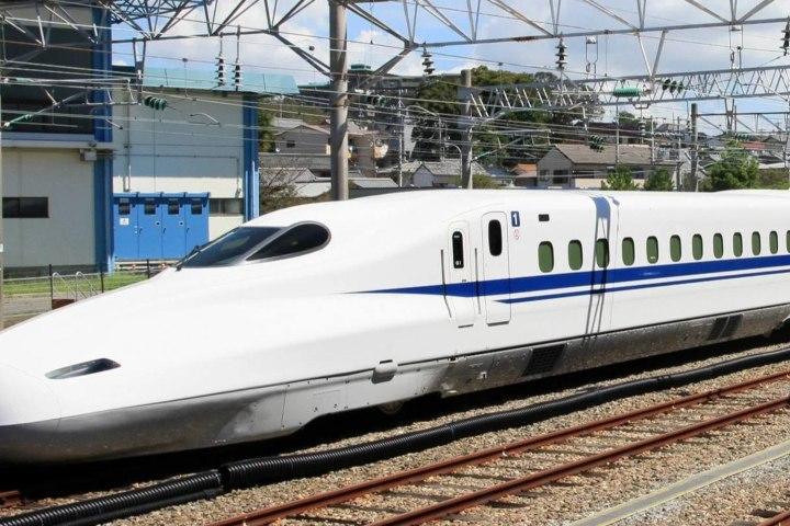 Shinkansen. Foto. Nikkei Asia