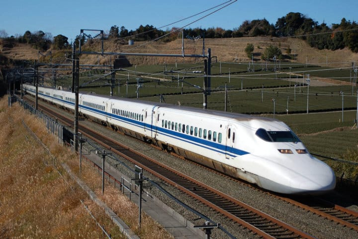 Los trenes más rápidos, LoShinkansen