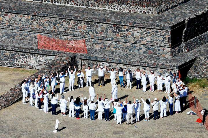 Teotihuacán. Foto. SkyBalloons México.4