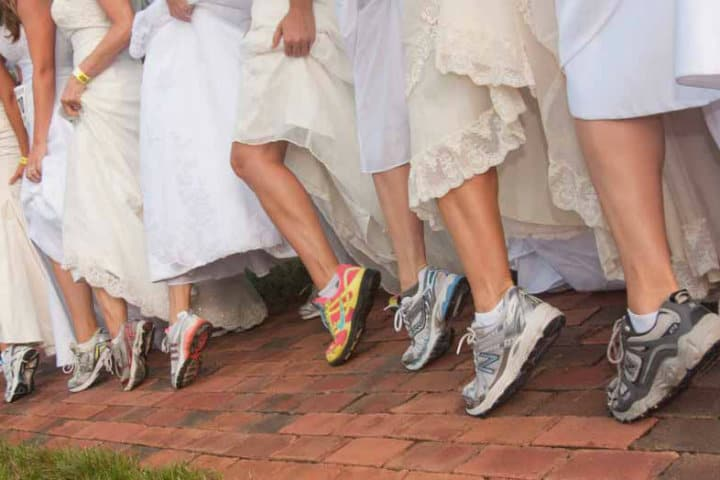 Carrera de novias en la CDMX