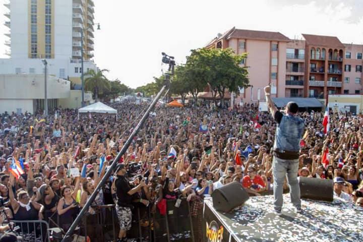 Resultado de imagen para Festival Calle 8