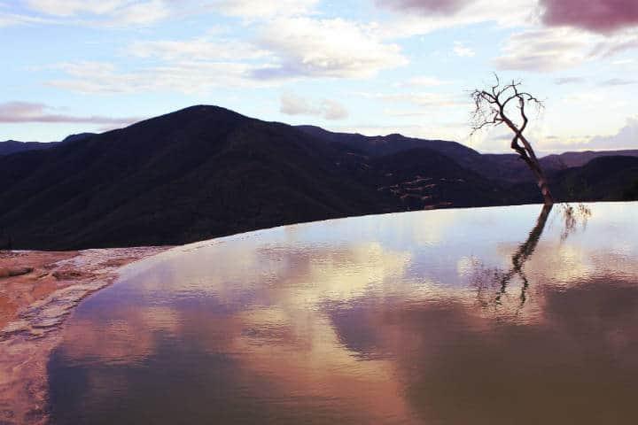 hierve el agua foto david cabrera