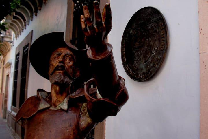 museo de cervantes guanajuato