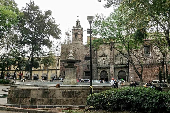 Plaza Loreto, CDMX