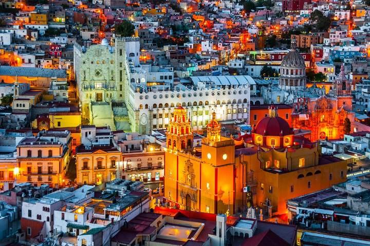 Lo imperdible en Guanajuato. Guanajuato. Imagen: Archivo