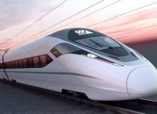 trenes mas rapidos del mundo