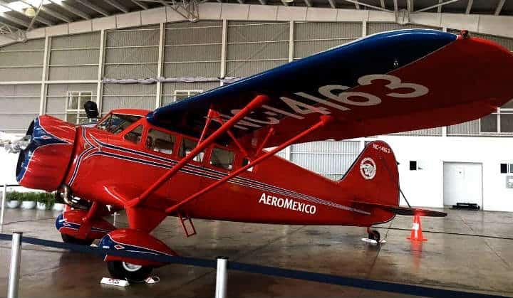 Aeroméxico – El Primer avión de Aeroméxico