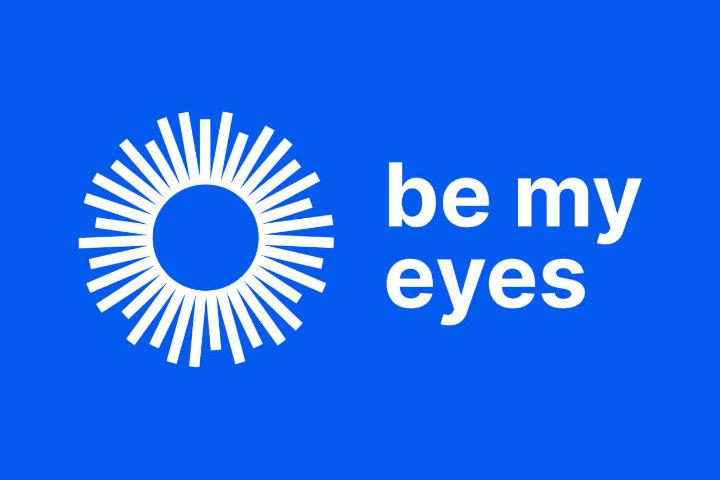 Be My Eyes.Foto.Be my eyes.2