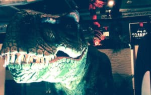 Coahuila - Zona de dinosaurios