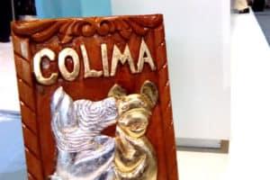 Colima - Tallado en cedro