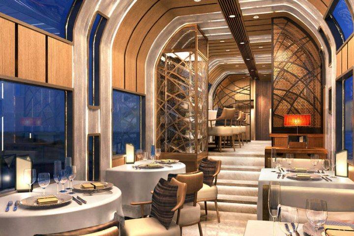 El restaurante del tren. Foto: elconfidencial.com