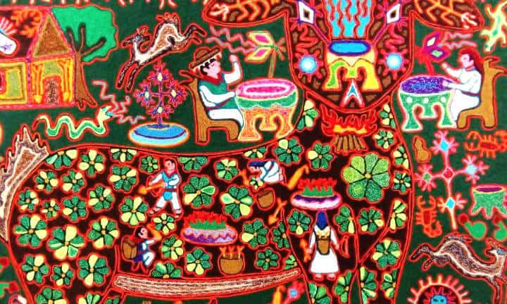 Guerrero – Bordado artesanal
