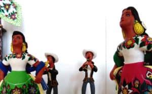 Guerrero - Figúras de barro