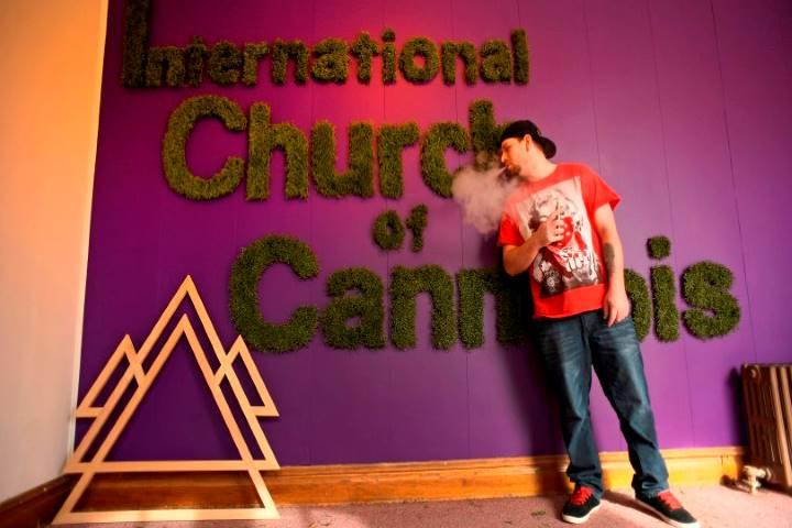 Iglesia internacional de cannabis
