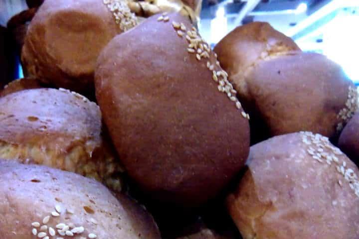Oaxaca – Pan de yema