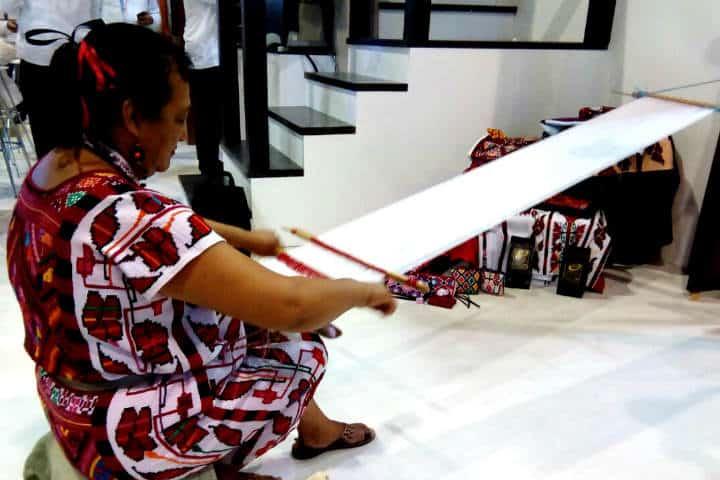 Oaxaca – Tejedora artesanal