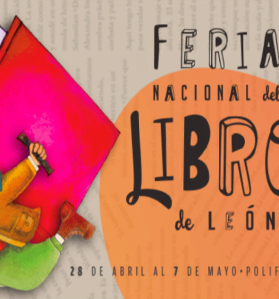Portada.Feria Nacional del Libro en León.Foto.Bogart