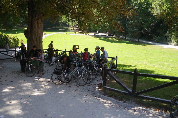 Rutas de bicicleta de Londres a París.imagen.Luiyo