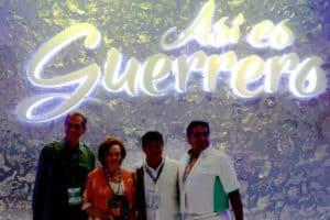 Susana Palazuelos invitada de honor del Tianguis