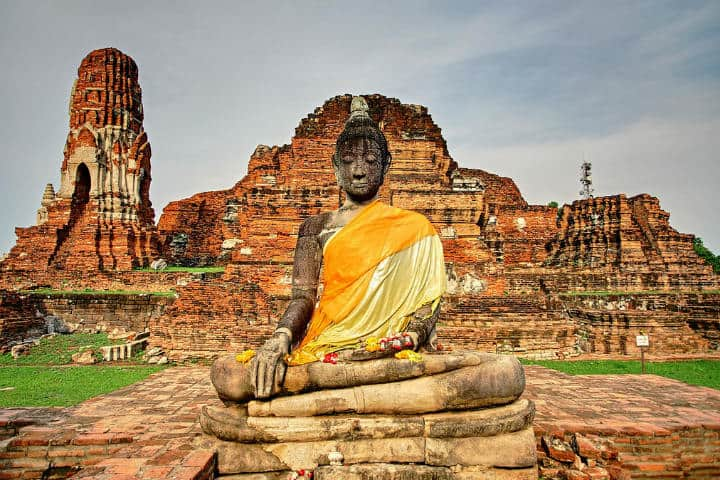 Wat Phra Mahthat 2