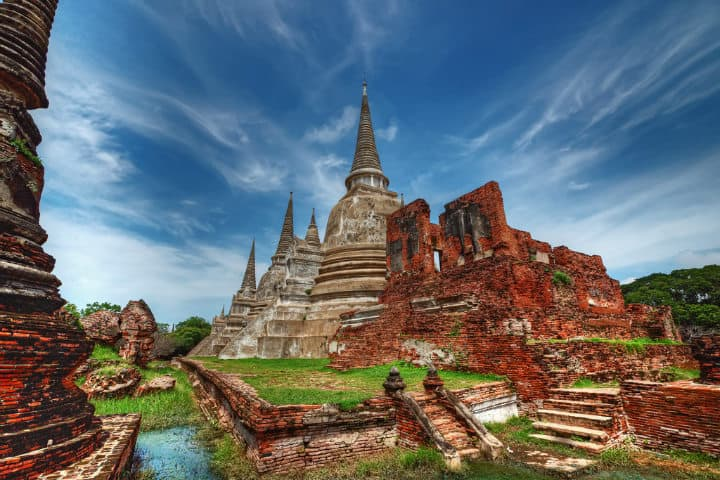 Wat Phra Mahthat 3