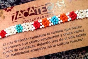 Zacatecas - Artesanías de la ruta Wirikuta
