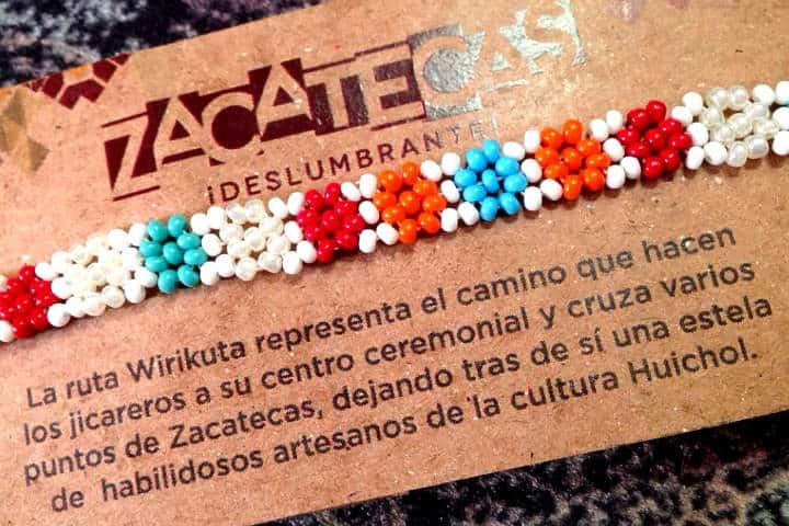 Zacatecas – Artesanías de la ruta Wirikuta