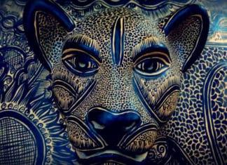 a portada Chiapas - Jaguar Chiapaneco