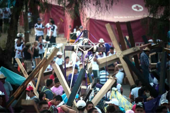 semana santa iztapalapa 2 foto Eneas de Troya