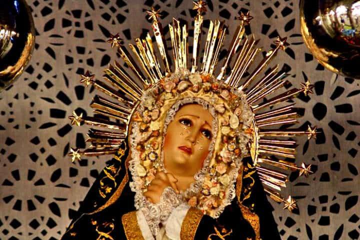 semana santa patzcuaro virgen de dolores foto Turismo Patzcuaro