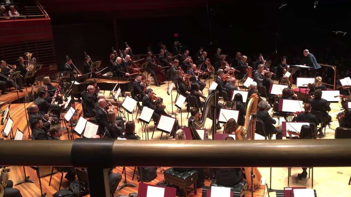 Concierto de música clásica mexicana en la CDMX Port