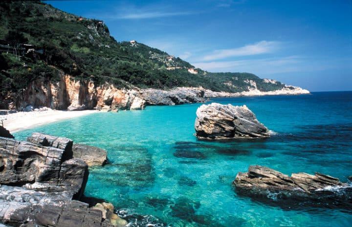 Playas, Grecia