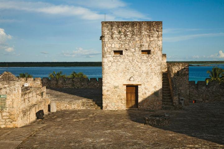 Fuerte San Felipe.Foto.Senda Maya.3