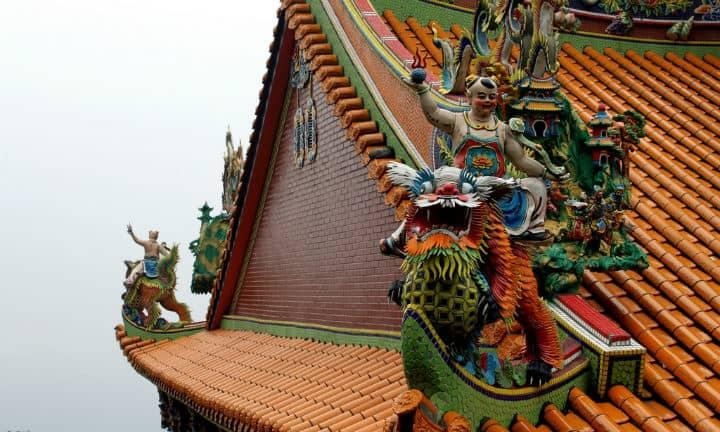 Conoce Jiufen en Taiwán. Taiwán. Fotografía: Jonathan Crow