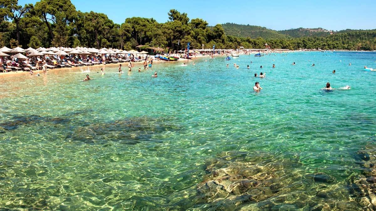 Las playas más bonitas de Grecia port