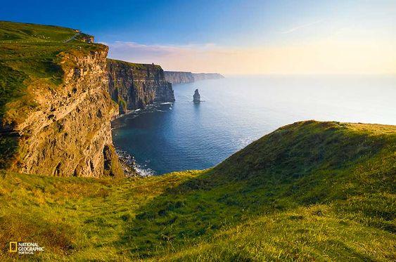 Lugares imperdibles de Irlanda.Foto de National Geographic
