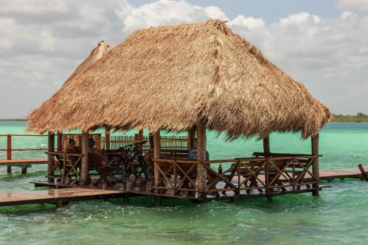 Relajarse con una vista como esta es sin duda lo mejor.Foto.Kin Enriquez.2