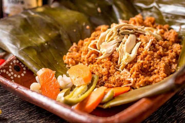 Restaurante Beso Huasteco en la CDMX