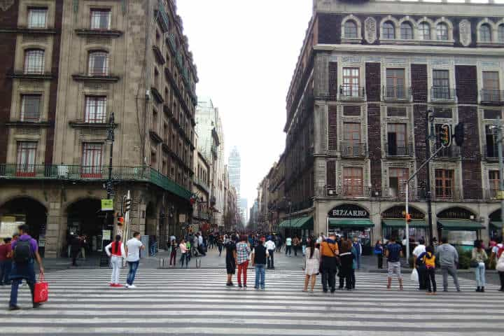 calle madero 1 ZOCALO Y MADERO