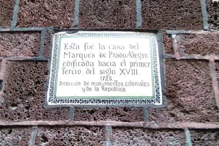 Calle Madero 10 PASAJE PIMENTEL PLACA, CDMX
