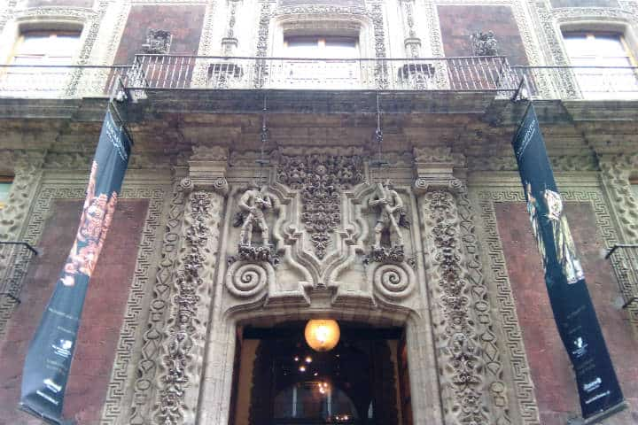 Calle Madero 14 PALACIO ITURBIDE, CDMX