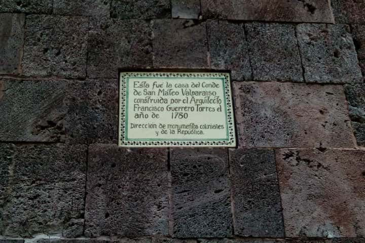 Calle Madero 15 PALACIO ITURBIDE PLACA, CDMX