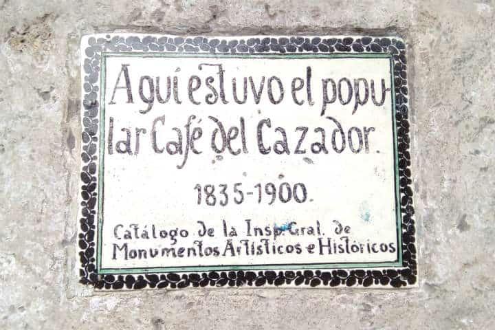 Calle Madero 3 PLACA PASO 8-30 CDMX