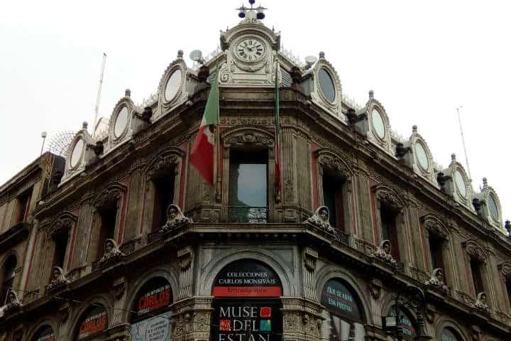 Calle Madero 8 MUSEO DEL ESTANQUILLO, CDMX