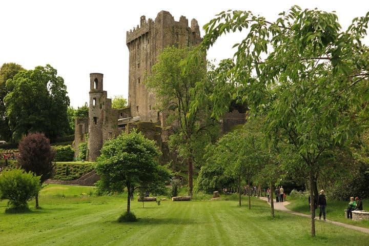 Castillo Blarney, Irlanda
