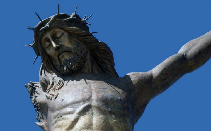 Cristo Roto, Aguascalientes