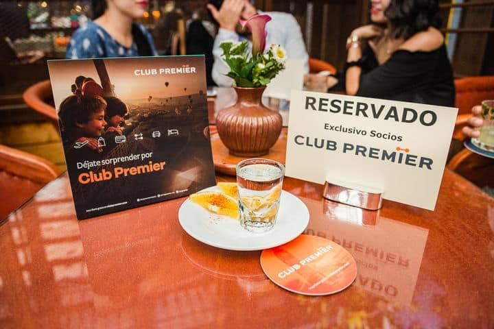 Club Premier, concierto de Música Clásica Mexicana